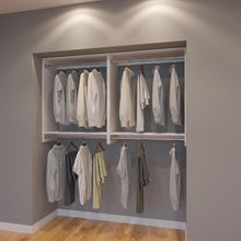 Load image into Gallery viewer, Modular Closets 6 FT Closet Organizer System - 72 inch - Style F
