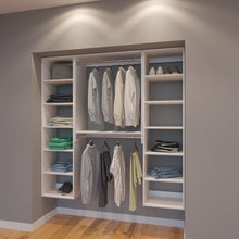 Load image into Gallery viewer, Modular Closets 6 FT Closet Organizer System - 72 inch - Style G