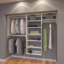 Load image into Gallery viewer, Modular Closets 7.5 FT Closet Organizer System - 90 inch - Style C