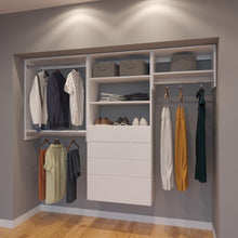 Load image into Gallery viewer, Modular Closets 8 FT Closet Organizer System - 96 inch - Style D