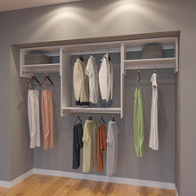 Load image into Gallery viewer, Modular Closets 8 FT Closet Organizer System - 96 inch - Style F