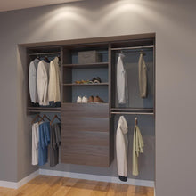 Load image into Gallery viewer, Modular Closets 6.5 ft Closet Organizer System - 78 inch - Style A