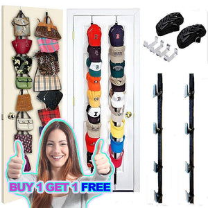 Adjustable Smart Purse Rack
