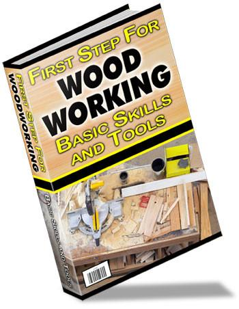 First Step for Woodworking (Audio & eBook)