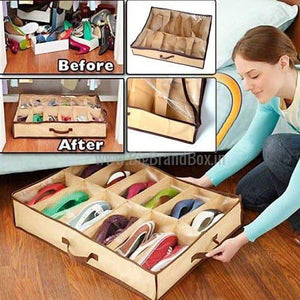 Shoes Storage Organizer for 12 Pair