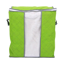 Load image into Gallery viewer, Foldable Storage Bag Bamboo Charcoal Fiber Clothes Sweater Blanket Closet Organizer Bag