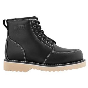 Overhaul™ Leather Boots