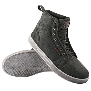 BLACK NINE™ MOTO SHOES BLACK