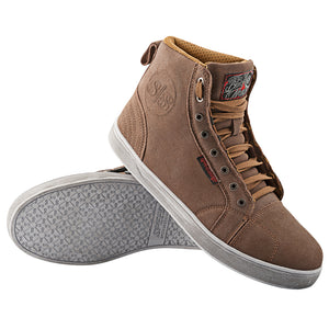 BLACK NINE™ MOTO SHOES TAN
