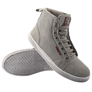 BLACK NINE™ MOTO SHOES GREY