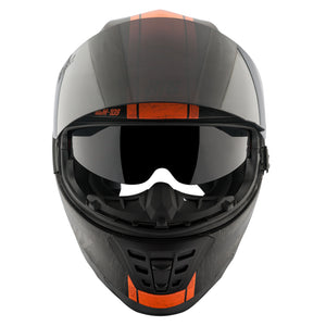 CRUISE MISSILE™ SS1600 HELMET FRONT VIEW