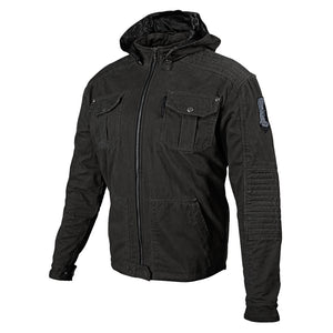 DOGS OF WAR™ JACKET BLACK FRONT