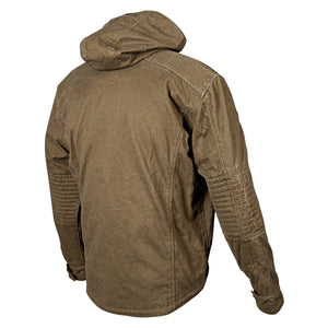 DOGS OF WAR™ JACKET OLIVE BACK