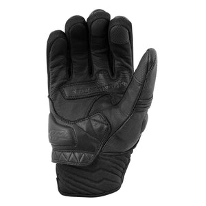 Run With The Bulls LEATHER GLOVES BLACK