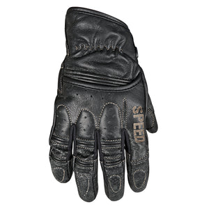RUST AND REDEMPTION™ GLOVES BLACK