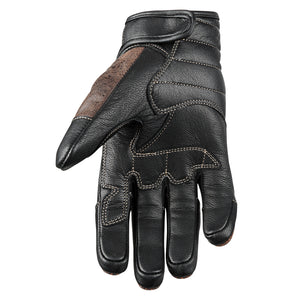RUST AND REDEMPTION™ GLOVES BROWN PALM