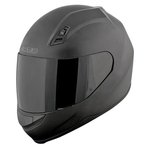SOLID SPEED™ SS700 HELMET MATTE BLACK