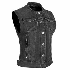 Glory Daze™ Denim Vest