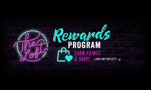 The Loft Design Company, Kansas Apparel Screen Print Graphic Design Shirts Reward Program Earn Points and Save
