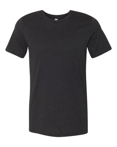 BLACK BLANK GRAPHIC TEE
