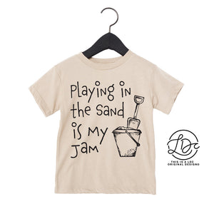 PLAYING IN THE SAND - Youth ** IN PRODUCTION ETA 3.1**