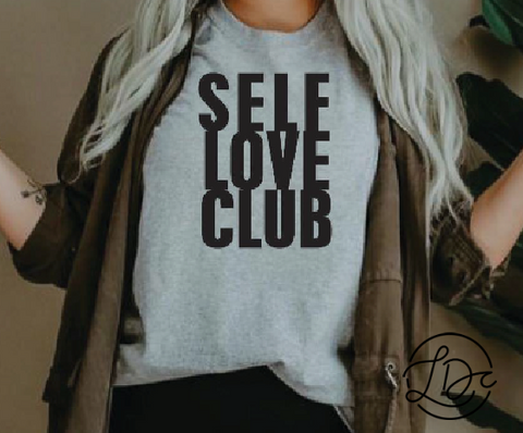 SELF LOVE CLUB ** IN PRODUCTION ETA 3.1**