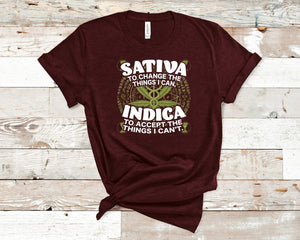 SATIVA INDICA - Single Transfer