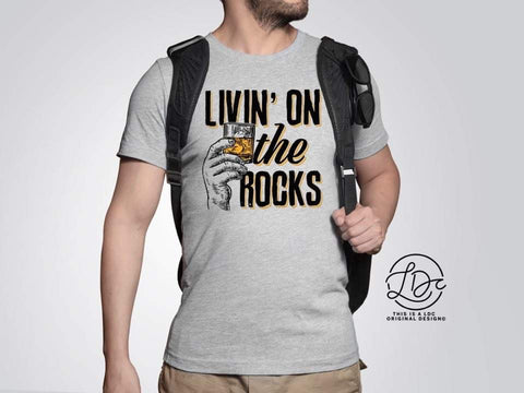 Livin' On The Rocks   {Soft / High Heat}