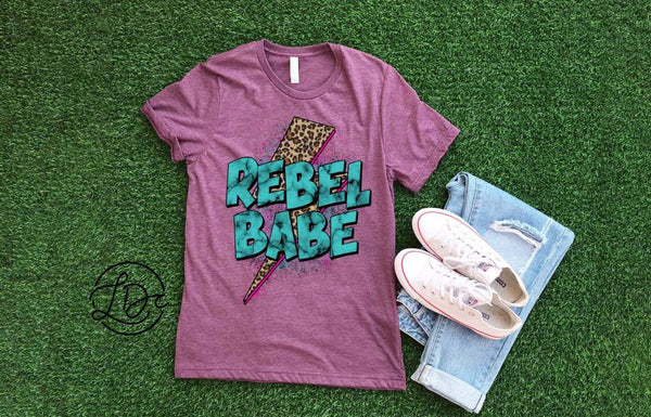 Rebel Babe - Adult