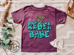 Rebel Babe - Youth ** IN PRODUCTION ETA 3.1**