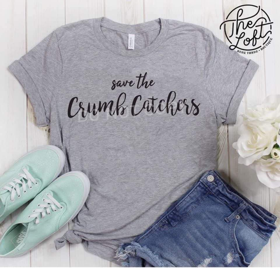 Save The Crumb Catchers
