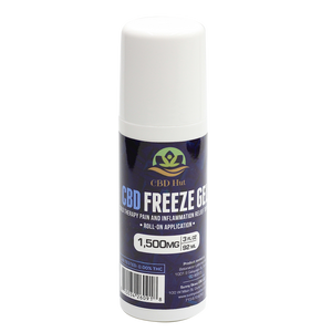 CBD Hut Freeze Roll On