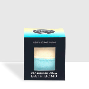 CBD For Life Bath Bombs - 35mg