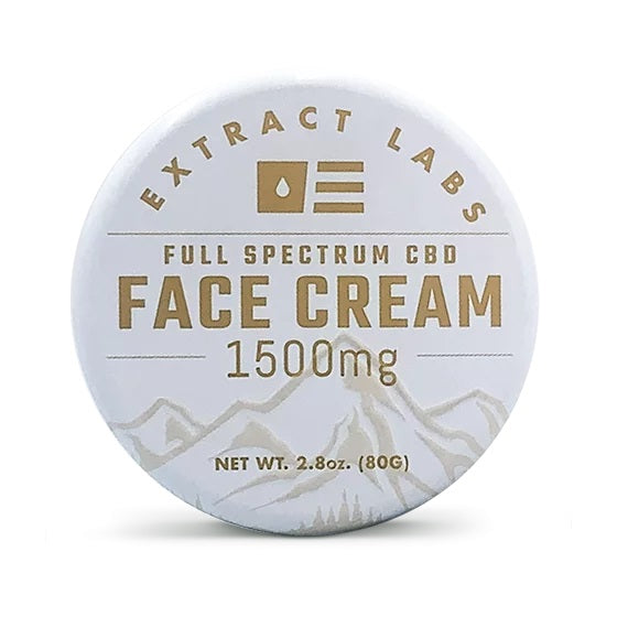 Extract Labs CBD Face Cream