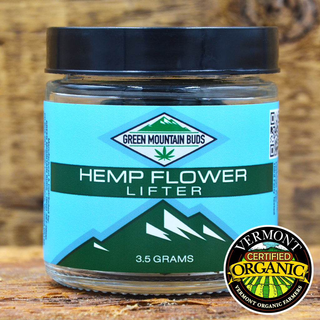 GMB Lifter CBD Hemp Flower – 19.49% CBD