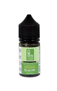 CBD Living Hand Sanitizer - 50mg