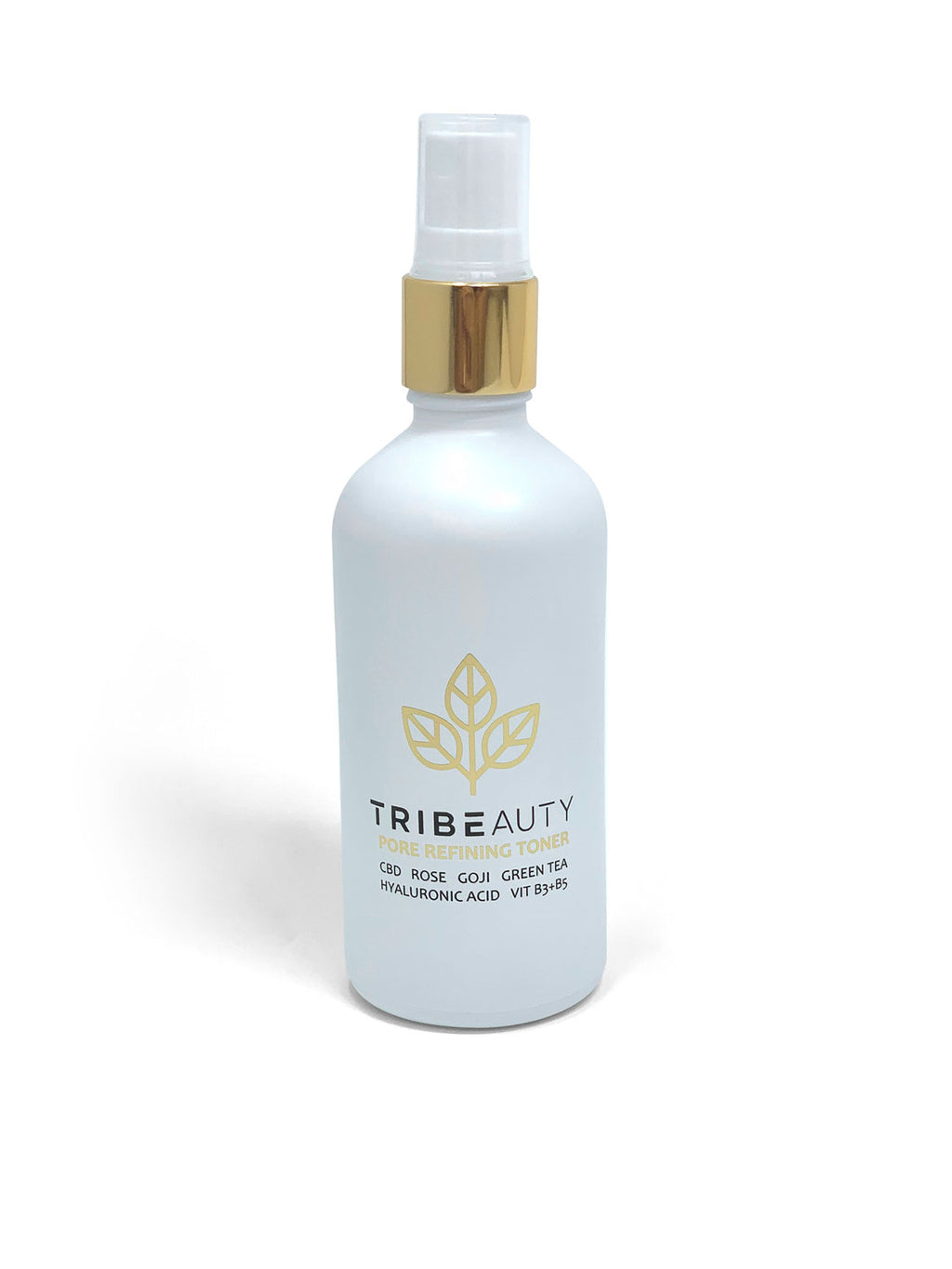 Tribeauty CBD Rose & Goji Facial Toner