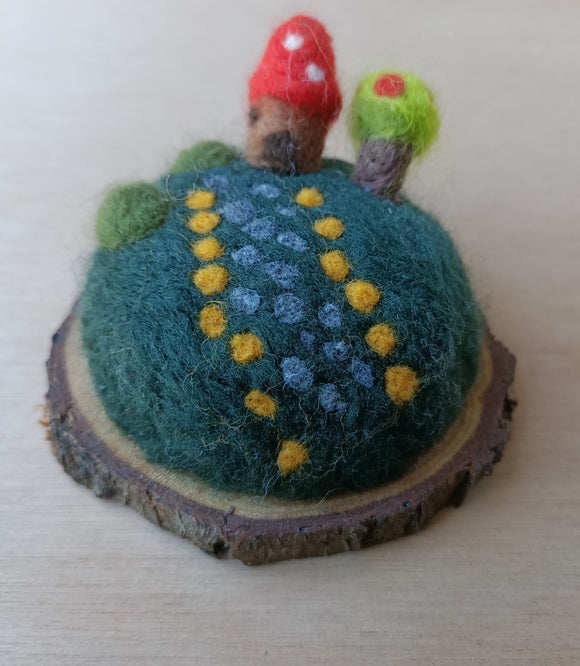 Fairy Land Pin Cushion