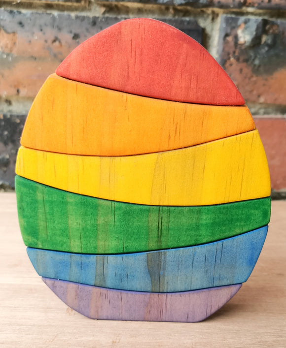 Easter Stacking Egg