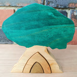 3 Piece Wooden Tree