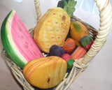 Wooden Fruit Set 2