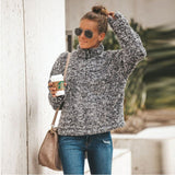 Christine Sherpa Fleece Pullover 2
