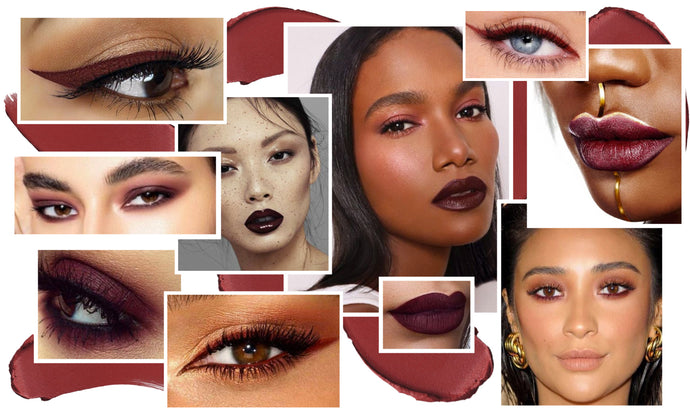 Why Burgundy Makeup is Universal & How to Wear it!