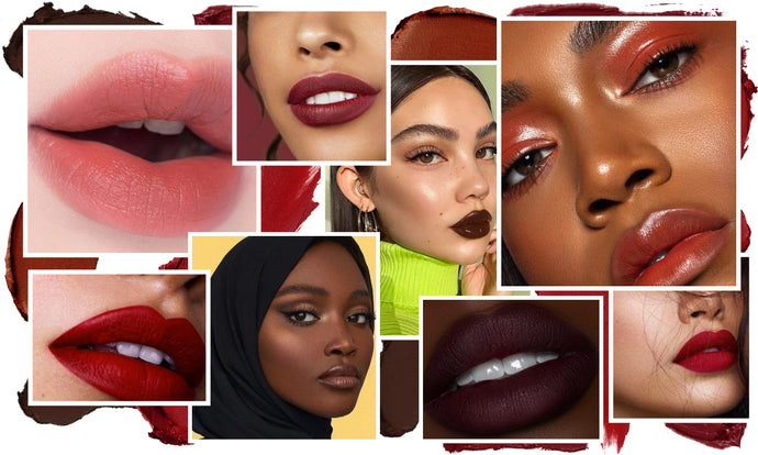 The Best Deep Tone Lipsticks to Wear ALL Year Round!
