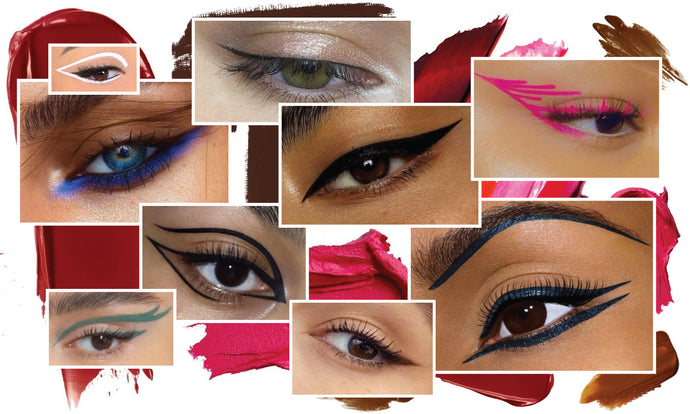 Liquid Eyeliner Looks for Different Eye Shapes and Skin Tones - 'EYE-dentify' Tutorial