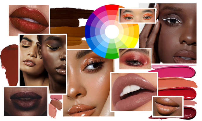 Match your Makeup & Understand Your Skin's Undertone. Colour Guide for People of Colour (POC)