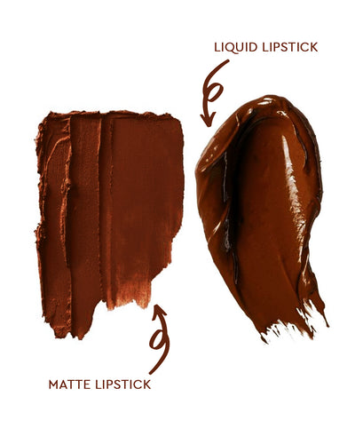 CHESTNUT BROWN LIPSTICK SET | ELVIRA (1773338656829)