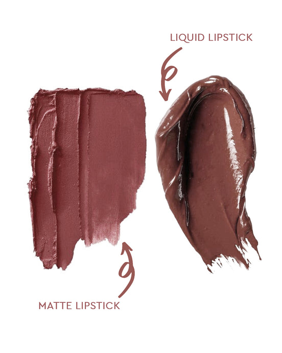 MAUVE BROWN LIPSTICK SET | LOLITA (1773331677245)