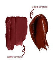 Load image into Gallery viewer, BURGUNDY LIPSTICK SET | RUMI (1395505987645)
