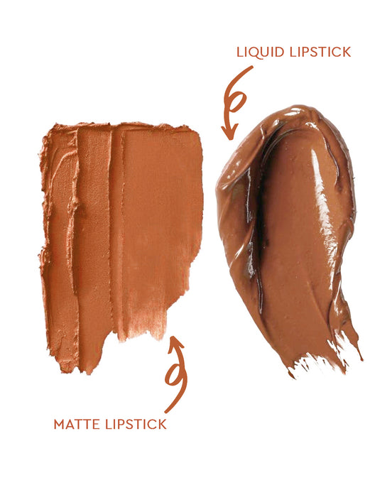 BURNT BROWN LIPSTICK SET | SAHARA (1395500711997)